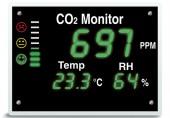 TFA-CO2-Monitör