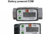 Kobold EDM Türbin tip Pilli Akışmetre
