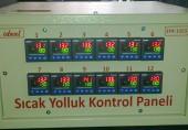 Sıcak Yollu Kontrol Cihazları 12li