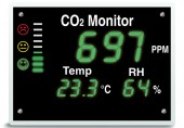 TFA CO2 Monitör