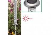 Solar bahçe termometresi (122057)
