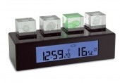 Crystal Cube Wireless Weather Station